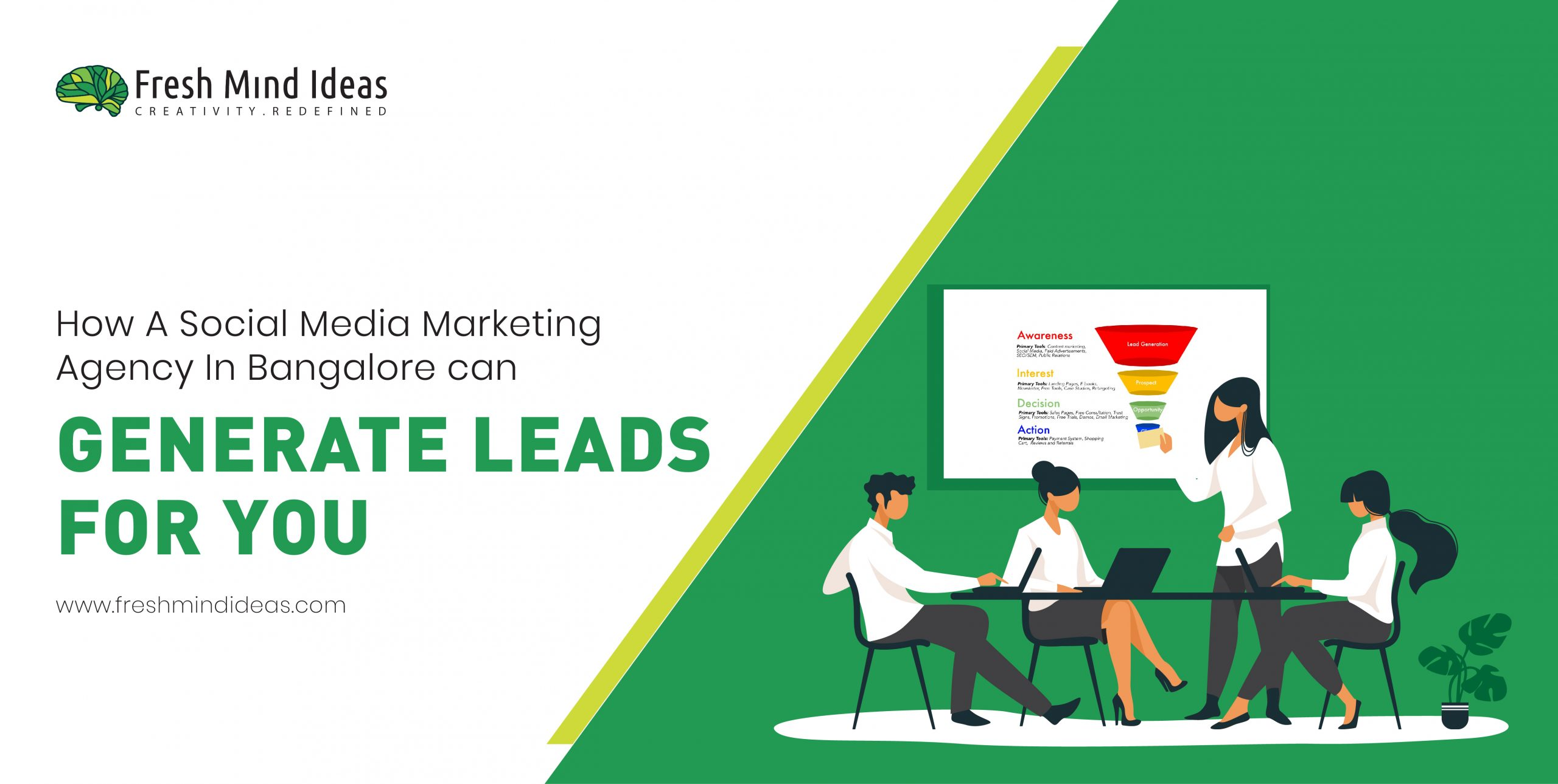 How A Social Media Marketing Agency In Bangalore Can Generate Leads For You