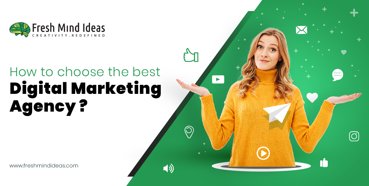 How to choose the best Digital Marketing Agency in Bangalore?