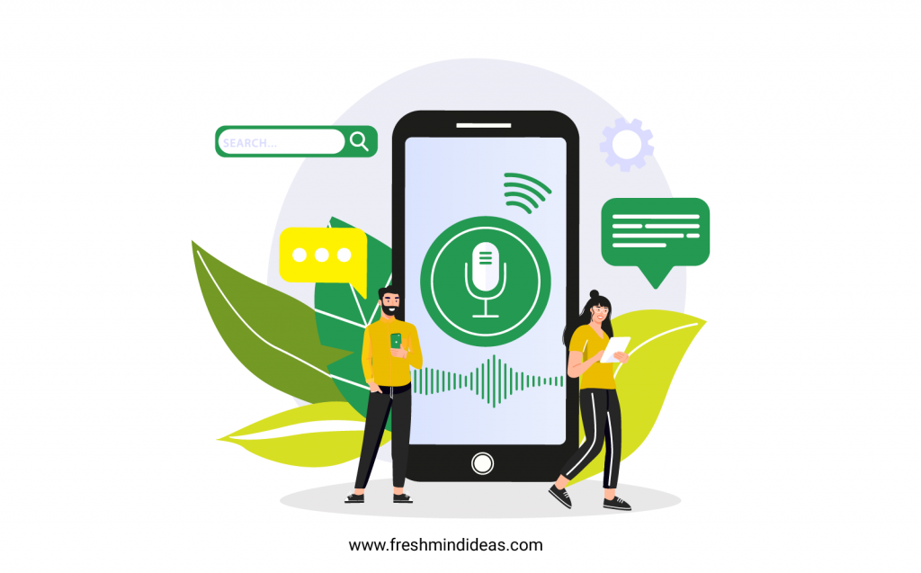 Rise of voice search