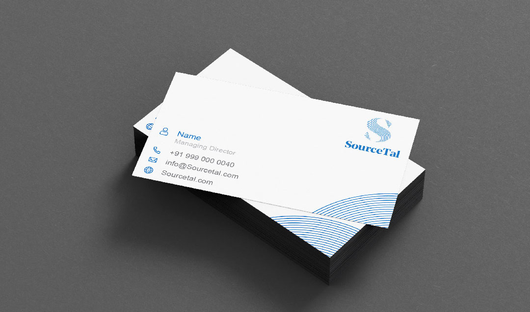 Logo Design and Branding of Source Tal.