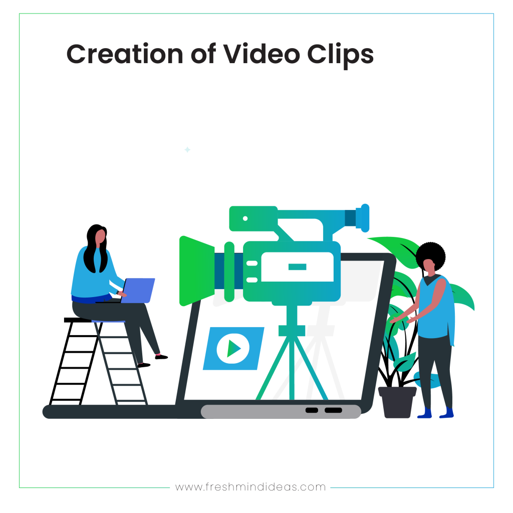 Creation of Video Clips