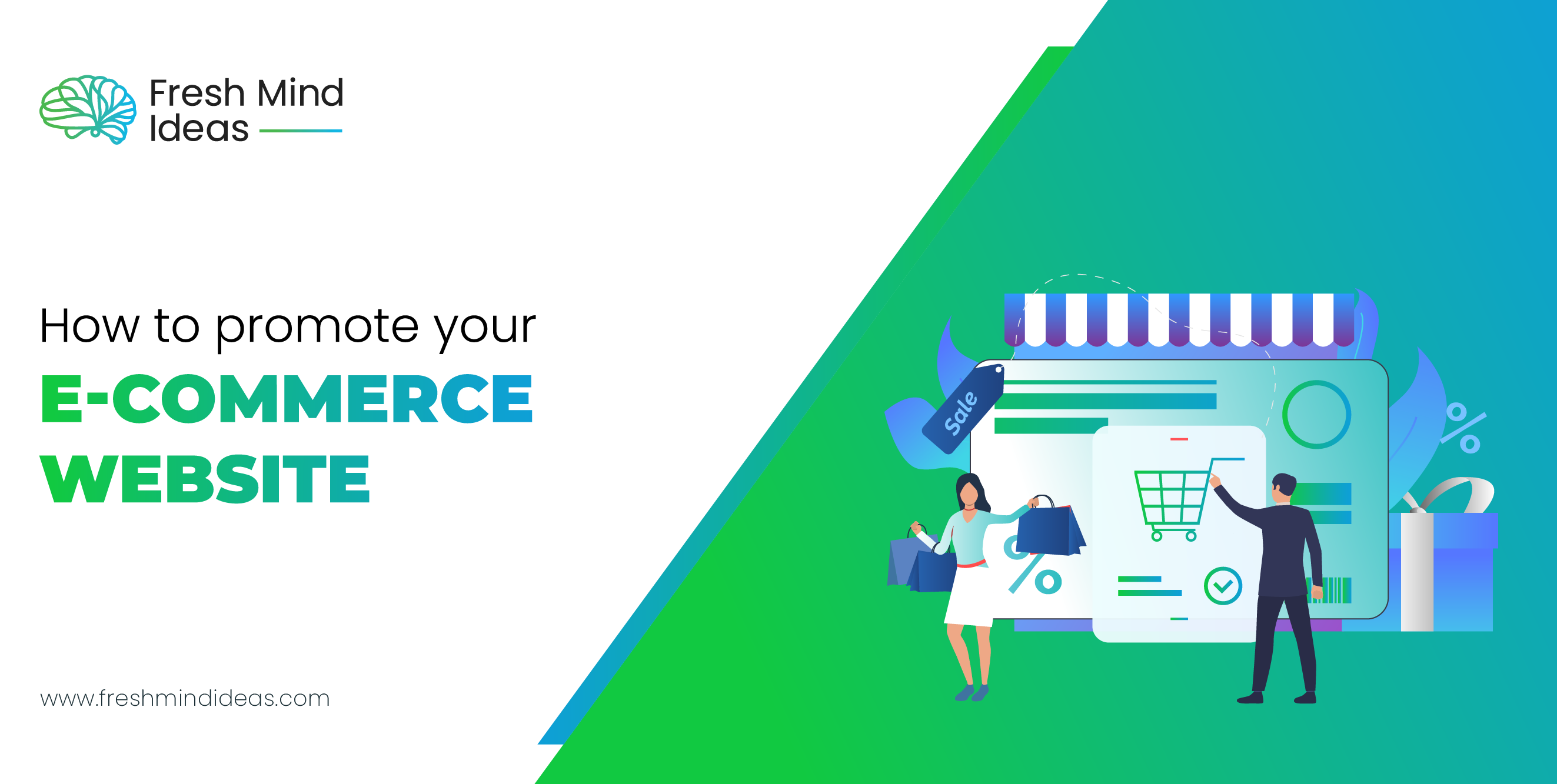 How to promote your e-commerce website