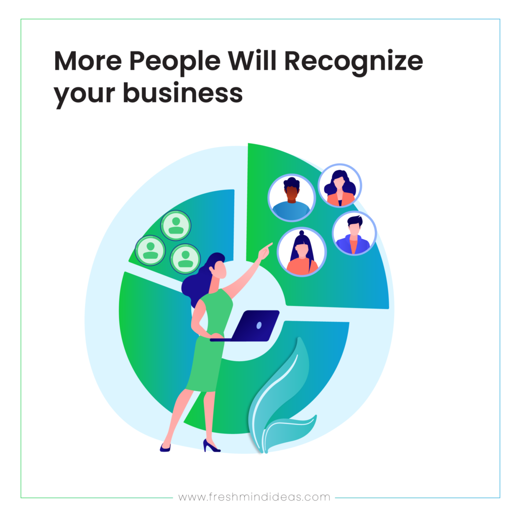 More People Will Recognize your business