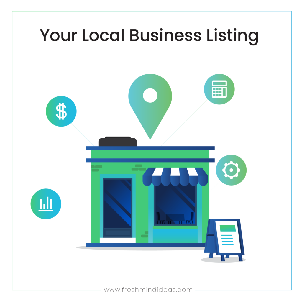 Your Local Business Listing