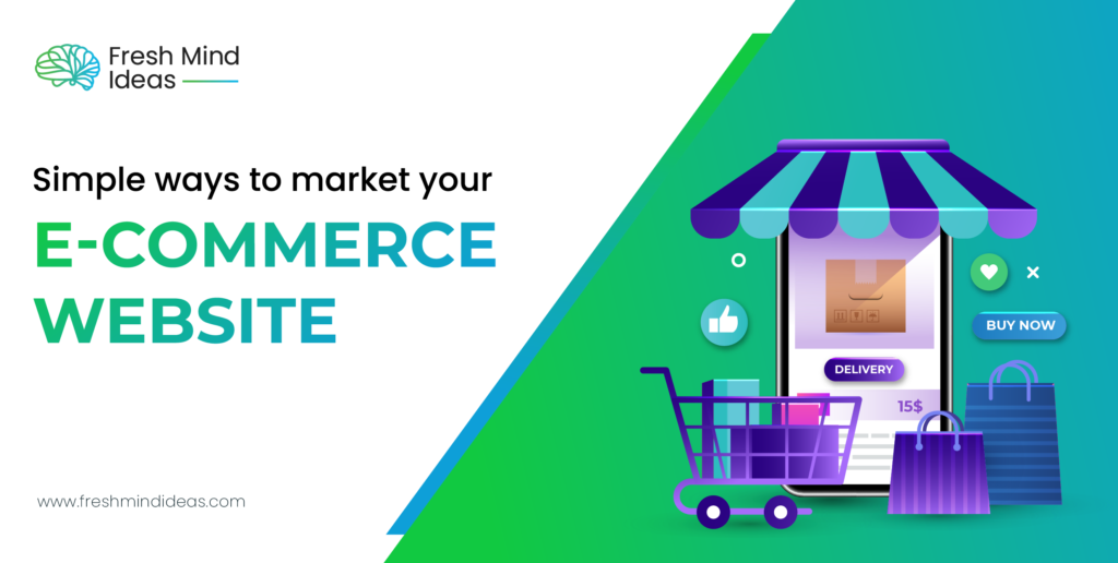 Simple ways to market your eCommerce website
